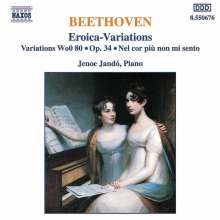 Ludwig van Beethoven (1770-1827): Eroica-Variationen op.35, CD
