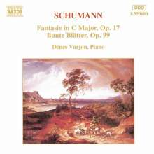 Robert Schumann (1810-1856): Fantasie op.17, CD