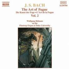 Johann Sebastian Bach (1685-1750): Die Kunst der Fuge BWV 1080 Vol.2, CD