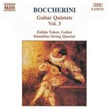 Luigi Boccherini (1743-1805): Gitarrenquintette Nr.7 & 9 (G.451 & 453), CD