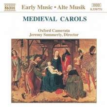 Oxford Camerata - Medieval Carols, CD