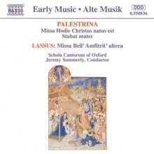 "Giovanni Pierluigi da Palestrina (1525-1594): Missa ""Hodie Christus natus est"", CD"