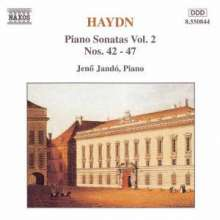 Joseph Haydn (1732-1809): Klaviersonaten H16 Nr.27-32, CD