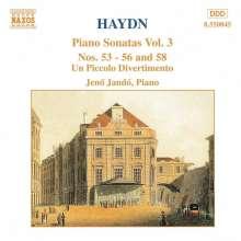 Joseph Haydn (1732-1809): Klaviersonaten H16 Nr.34,40-42,48, CD
