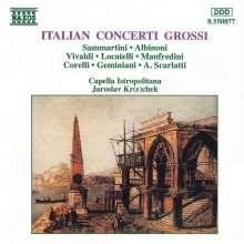 Italienische Concerti grossi, CD