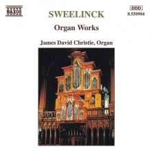 Jan Pieterszoon Sweelinck (1562-1621): Orgelwerke, CD