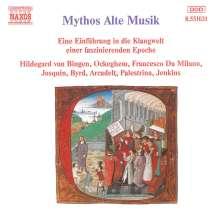 "Naxos-Sampler ""Mythos Alte Musik"" I, CD"