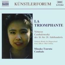 Minako Tsuruta - La Triomphante, CD