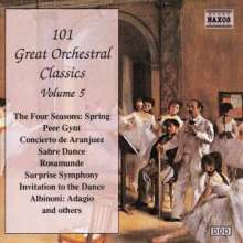 101 Great Orch. Classic, CD
