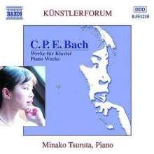 Carl Philipp Emanuel Bach (1714-1788): Klavierwerke Vol.1, CD