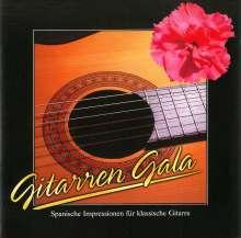 Gitarren Gala - Spanische Impressionen für Gitarre, 2 CDs