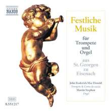 Festliche Musik für Trompete & Orgel, CD