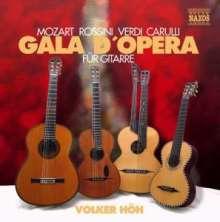 Volker Höh - Gala d'Opera (Opernparaphrasen), CD