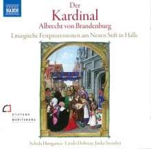 Der Kardinal Albrecht von Brandenburg, CD
