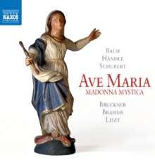 Ave Maria - Madonna Mystica, CD