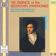 Ludwig van Beethoven (1770-1827): The Essence of the Beethoven Symphonies, CD