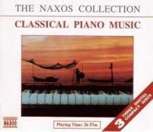 Classical Piano Music, 3 CDs