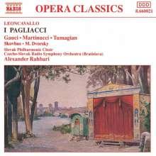 Ruggero Leoncavallo (1858-1919): Pagliacci, CD