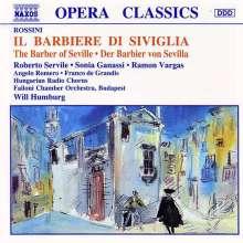 Gioacchino Rossini (1792-1868): Der Barbier von Sevilla, 3 CDs