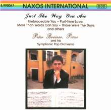 Peter Breiner (geb. 1957): Just The Way You Are, CD