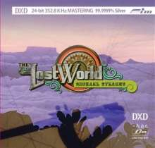 Michael Stearns: The Lost World (Silver-CD), CD