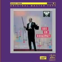 Edmundo Ros: Ros On Broadway - From Edmundo Ros' Club, London, XRCD