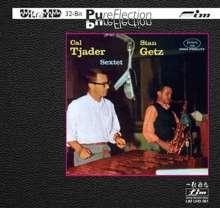 Stan Getz & Cal Tjader: Cal Tjader & Stan Getz Sextet, CD