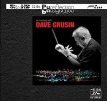 Filmmusik: An Evening With Dave Grusin, CD