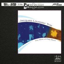 Jacques Loussier (1934-2019): The Best Of Play Bach, CD
