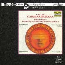 Carl Orff (1895-1982): Carmina Burana (Ultra-HD-CD), CD