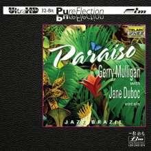 Gerry Mulligan & Jane Duboc: Paraiso: Jazz Brazil (UltraHD-CD), CD
