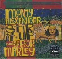 Monty Alexander (geb. 1944): Stir It Up - The Music Of Bob Marley (UltraHD-CD), CD