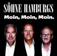 Söhne Hamburgs: Moin, Moin, Moin., CD