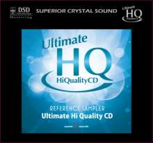 Reference Sampler - Ultimate Hi Quality CD, CD