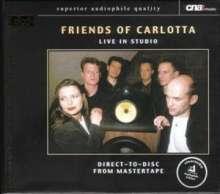 Friends Of Carlotta: Live In Studio (SHM-XRCD), XRCD