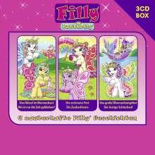 Filly 3-CD Hörspielbox Vol. 1 - Butterfly, 3 CDs
