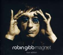 Robin Gibb: Magnet: Tour Edition (2 CD + DVD), 2 CDs und 1 DVD