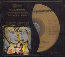 Bob James & David Sanborn: Double Vision (24Kt Gold MQA-CD), CD