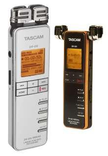 Linear-PCM/MP3-Recorder DR-08 (schwarz), Technik