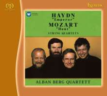 "Joseph Haydn (1732-1809): Streichquartett Nr.77 ""Kaiserquartett"", SACD"