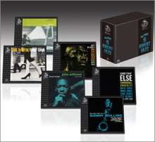 Blue Note: 6 Great Jazz (Hybrid-SACDs) (Limited Edition Box-Set), 6 Super Audio CDs