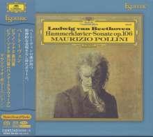 Ludwig van Beethoven (1770-1827): Klaviersonaten Nr.28 & 29, SACD