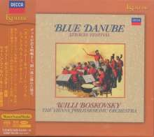 Johann Strauss II (1825-1899): Walzer,Polkas,Ouvertüren, Super Audio CD