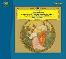 Antonin Dvorak (1841-1904): Slawische Tänze Nr.1-16, SACD