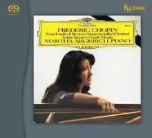 Frederic Chopin (1810-1849): Klaviersonaten Nr.2 & 3, SACD