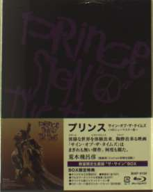 Prince: Sign O The Times (Limited Edition Box Set), Blu-ray Disc
