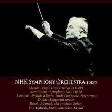 NHK Symphony Orchestra Tokyo, 2 CDs