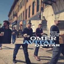 Omer Avital (geb. 1971): New York Paradox (Digisleeve), CD