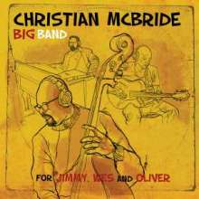 Christian McBride (geb. 1972): For Jimmy, Wes And Oliver, CD