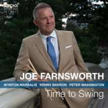 Joe Farnsworth (geb. 1968): Time To Swing (Digipack), CD